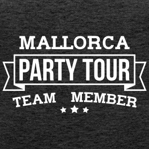 Mallorca Party Tour - Dame Premium tanktop