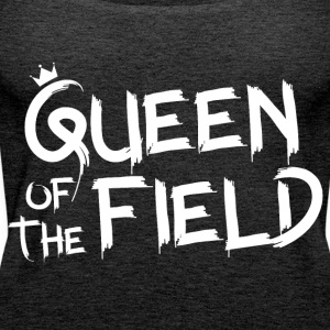 Queen of the field - Frauen Premium Tank Top
