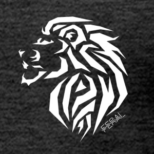 Tribal Lion - Tank top damski Premium