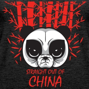 Straight out of China - Women's Premium Tank Top