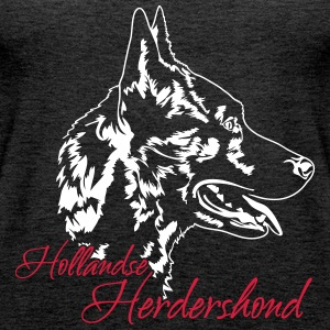 HOLLANDSE HERDERSHOND - Women's Premium Tank Top