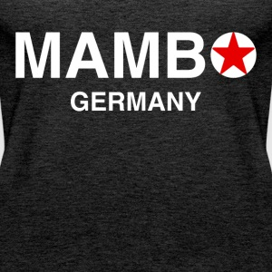 Mambo Germany - DanceShirts - Women's Premium Tank Top