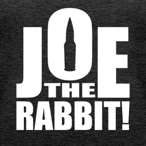 Joe Rabbit! logo - Tank top damski Premium