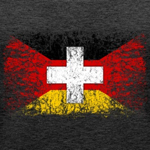 Germany Switzerland 001 - Women's Premium Tank Top