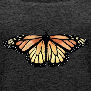 Monarch Butterfly - Tank top damski Premium