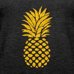 Pineapple Summer Vibe - Women's Premium Tank Top