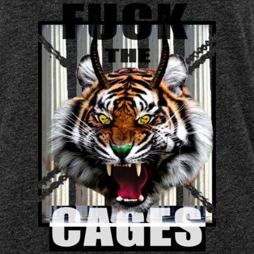 fuck the cages - Canotta premium da donna