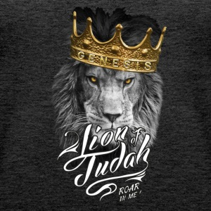 LION OF JUDAH - Women's Premium Tank Top