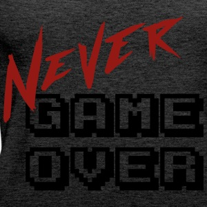 Big_Never_game_Over - Vrouwen Premium tank top