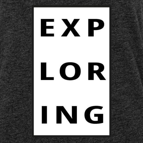 exploring - Premiumtanktopp dam