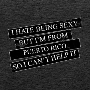 Motive for cities and countries - PUERTO RICO - Women's Premium Tank Top