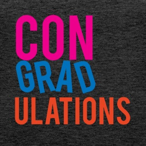 High School / Graduation: Congratulations - Women's Premium Tank Top