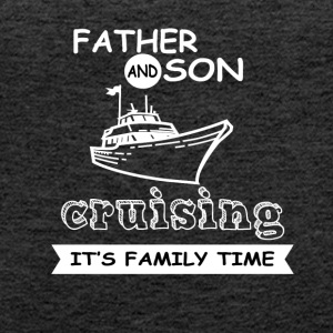 Father And Son - Cruising - Women's Premium Tank Top