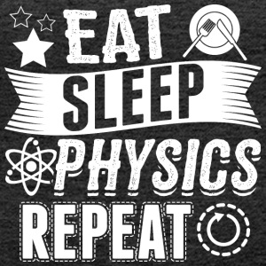 PHYSICS EAT SLEEP - Frauen Premium Tank Top