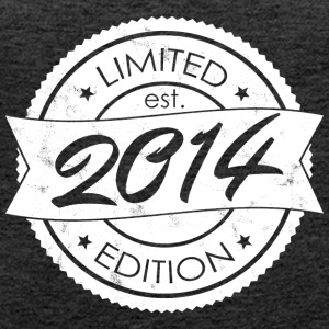 Limited Edition est 2014 - Frauen Premium Tank Top