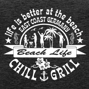 Chill Grill East Coast - Frauen Premium Tank Top