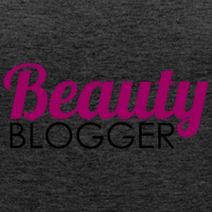 Beauty Blogger - Tank top damski Premium