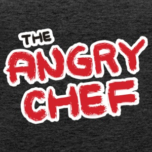 Koch / Chefkoch: The Angry Chef - Frauen Premium Tank Top