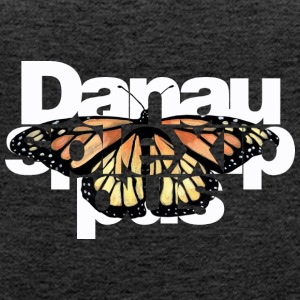 Danaus plexippus monarch butterfly - Women's Premium Tank Top