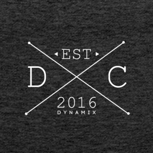 Dynamix_Clothing_Logo_White_-_600_dpi - Women's Premium Tank Top