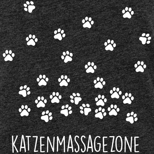 Vorschau: Katzen Massage Zone - Frauen Premium Tank Top
