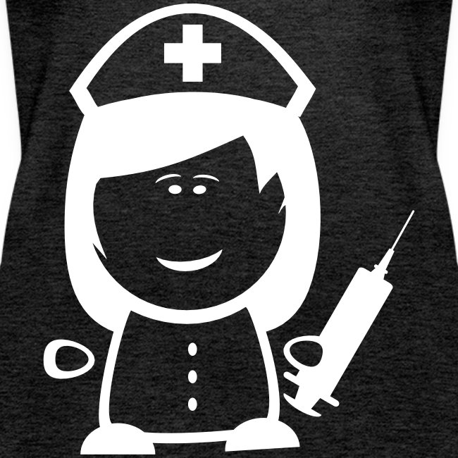 Retter-Nurse-Nerd-Tank-Top