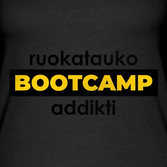 Ruokatauko Bootcamp Addikti