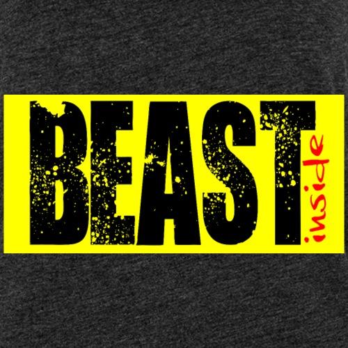 Do you have the Beast Inside? - Canotta premium da donna