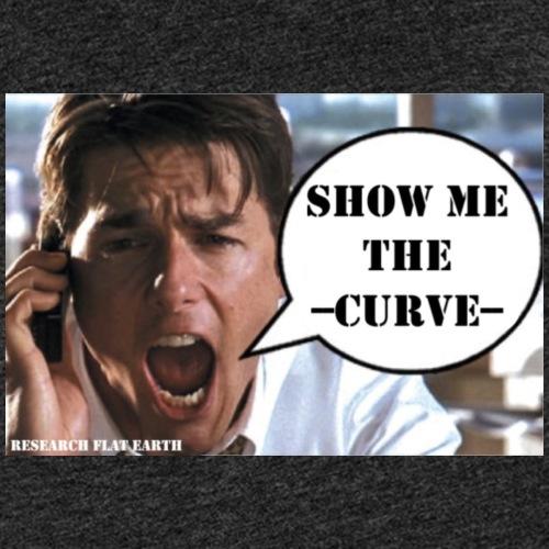 SHOW ME THE CURVE! - Women's Premium Tank Top