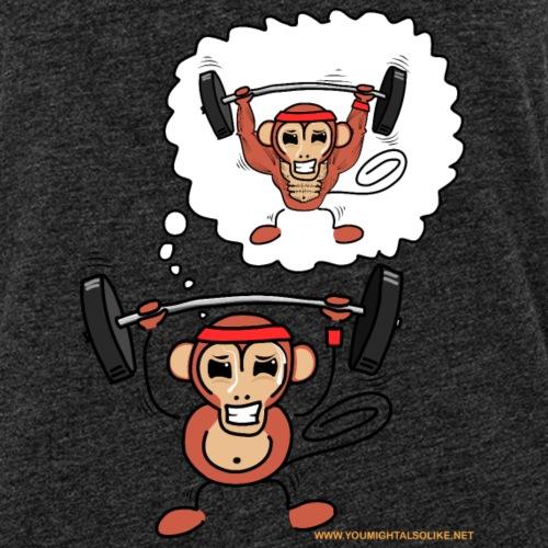 Sports Monkey - Women's Premium Tank Top