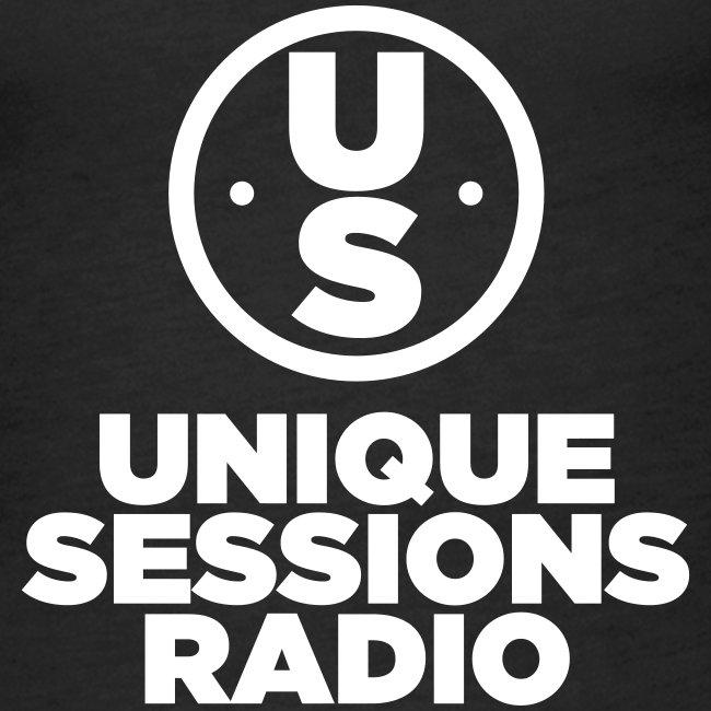 Unique Sessions Radio Monochrome White
