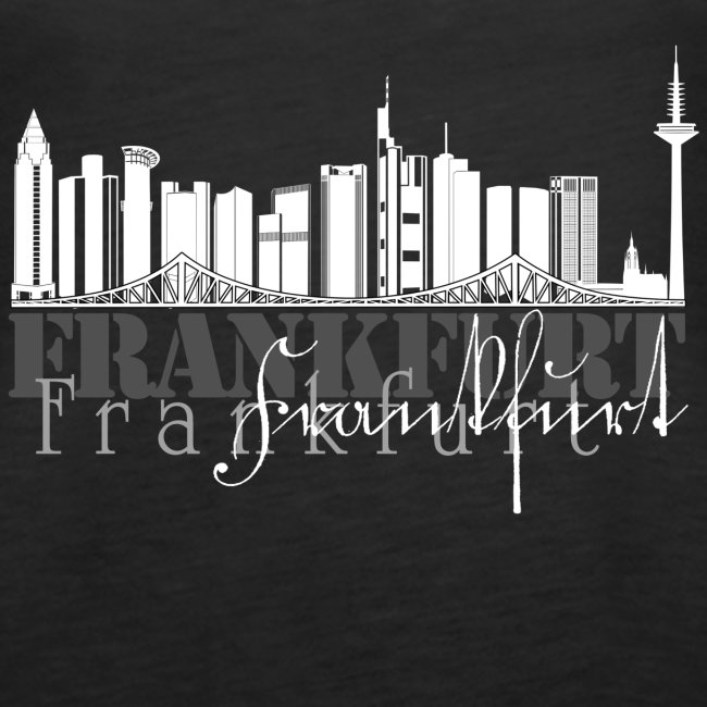 FFM - Frankfurt Skyline