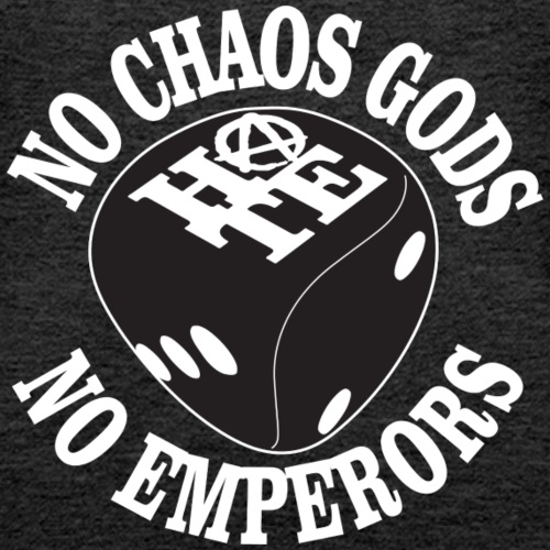 NoChaosNoEmperors4Dark - Women's Premium Tank Top