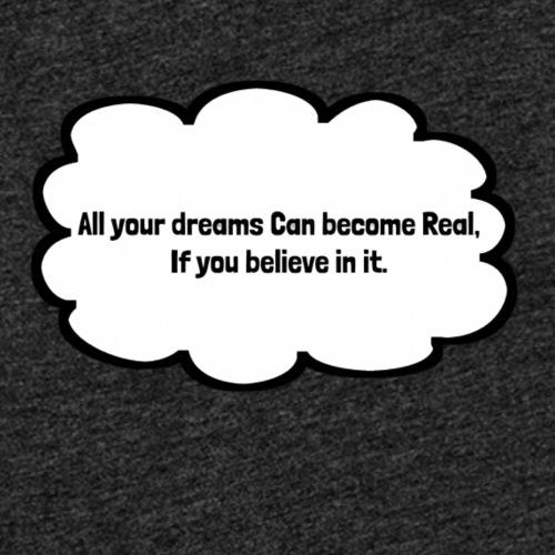 all your Dreams - Dame Premium tanktop
