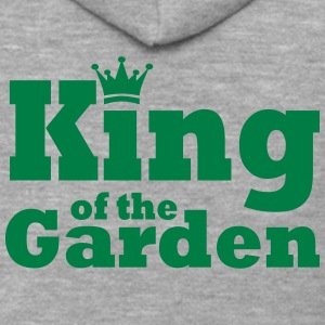 King of the Garden - Herre premium hættejakke