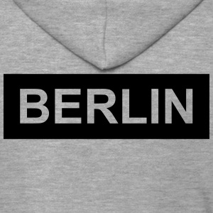 Berlin - Men's Premium Hooded Jacket