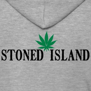 STONED ISLAND WEED SHIRT - Men's Premium Hooded Jacket