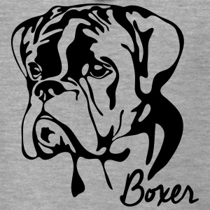 BOXER PORTRAIT - Men's Premium Hooded Jacket