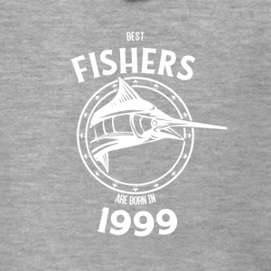 Present for fishers born in 1999 - Men's Premium Hooded Jacket