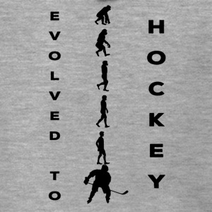 Hockey: Evolved til Hockey - Evolution - Herre premium hættejakke