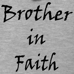 Brother in faith - Men's Premium Hooded Jacket