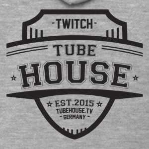 TubeHouse teamet College Merch - Premium Hettejakke for menn