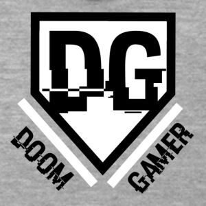 doom gamer t-skjorte - opprinnelige - Premium Hettejakke for menn