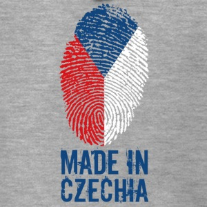 Made in Repubblica Ceca / Made in Česká - Felpa con zip Premium da uomo