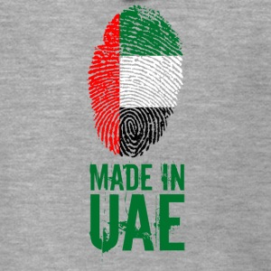 Made In UAE / Emirati Arabi Uniti - Felpa con zip Premium da uomo