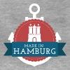 Made in Hamburg - invert - Männer Premium Kapuzenjacke
