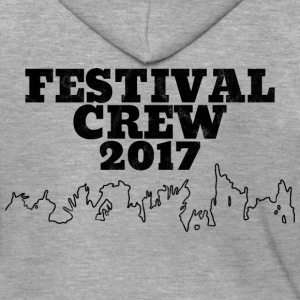 Festival crew 2017 - Men's Premium Hooded Jacket