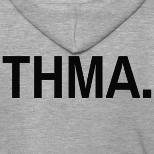 thma. - Men's Premium Hooded Jacket