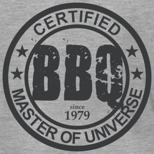 Certified BBQ Master 1979 Grillmeister - Men's Premium Hooded Jacket