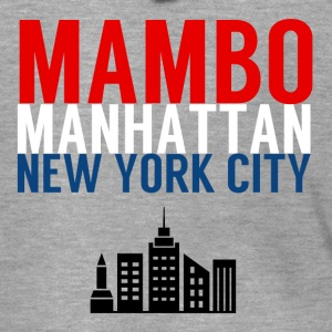 Mambo Manhattan New York - Danse skjorter - Premium Hettejakke for menn